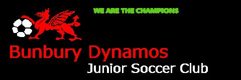Bunbury Dynamos Junior Soccer Club